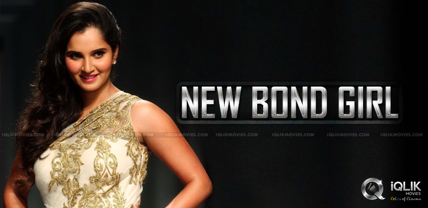 sania-mirza-to-act-in-james-bond-movie