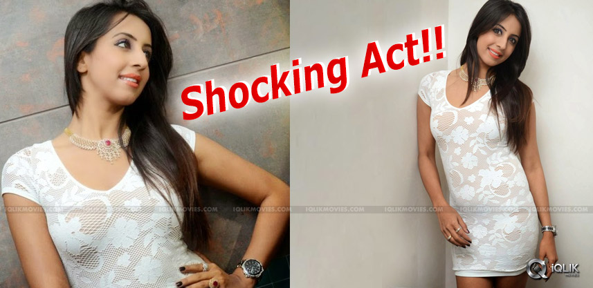 discussion-on-sanjjanaa-shaving-video-details