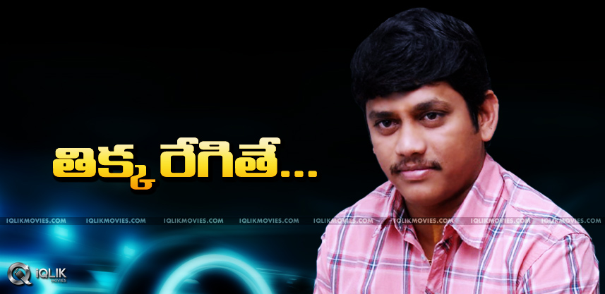 santosh-srinivas-working-on-thikka-regithey