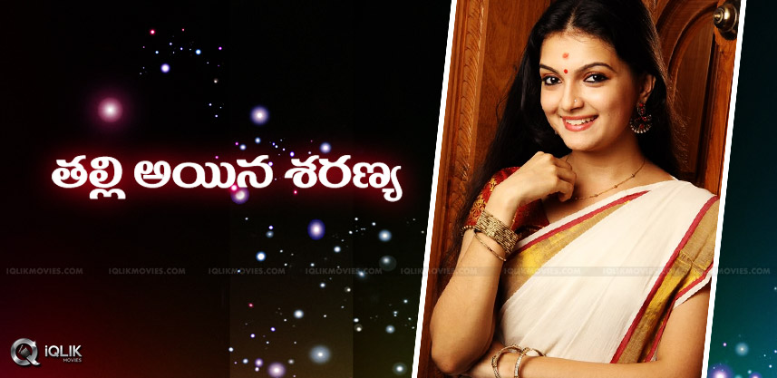 actress-saranya-mohan-gives-birth-to-baby-boy