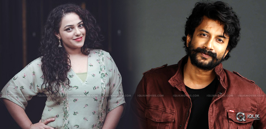 satyadev-and-nithya-menon-new-film-details