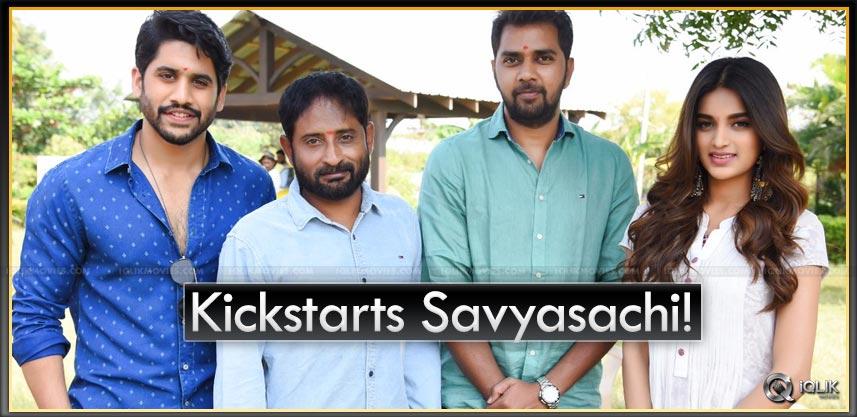 savyasachi-movie-shoot-starts