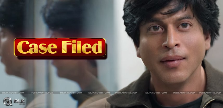 mental-torture-case-filed-on-srk-fan-movie