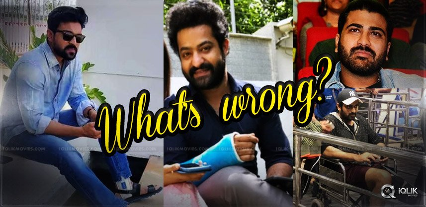 Injuries And Accidents Worrying Tollywood!