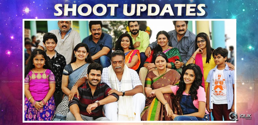 sharwanand-shatamanambhavati-shooting-updates