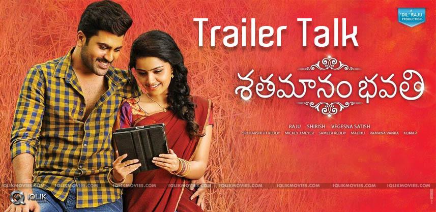 sharwanand-shatamanambhavati-trailer-talk