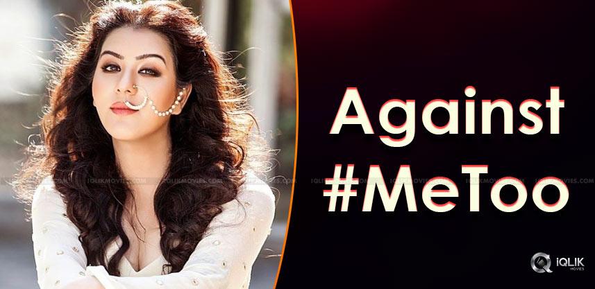 Lady Against #MeToo