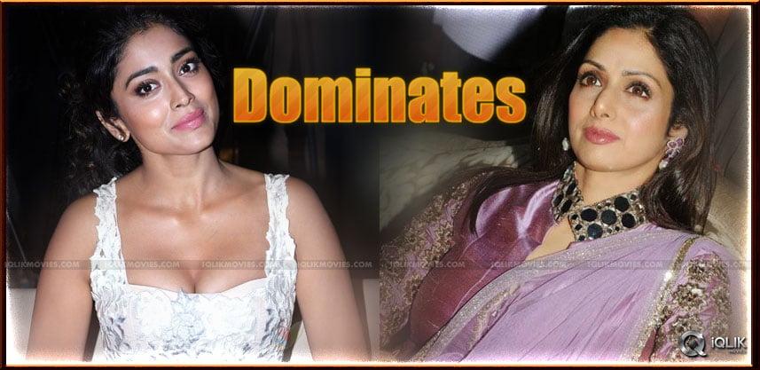 shriya-saran-beats-sri-devi-details