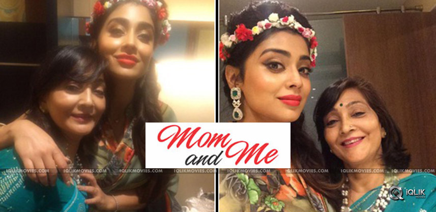shriya-saran-latest-image-with-her-mom