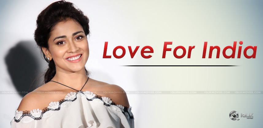shriya-love-towards-mother-india