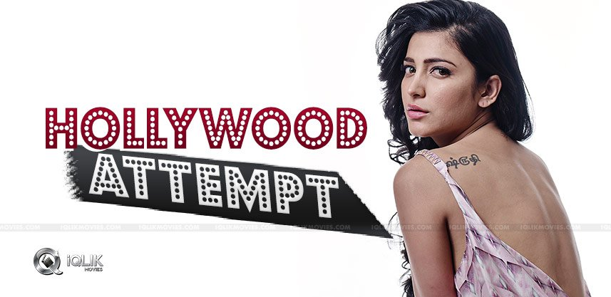 shruthi-hasan-soon-to-do-hollywood-tv-series