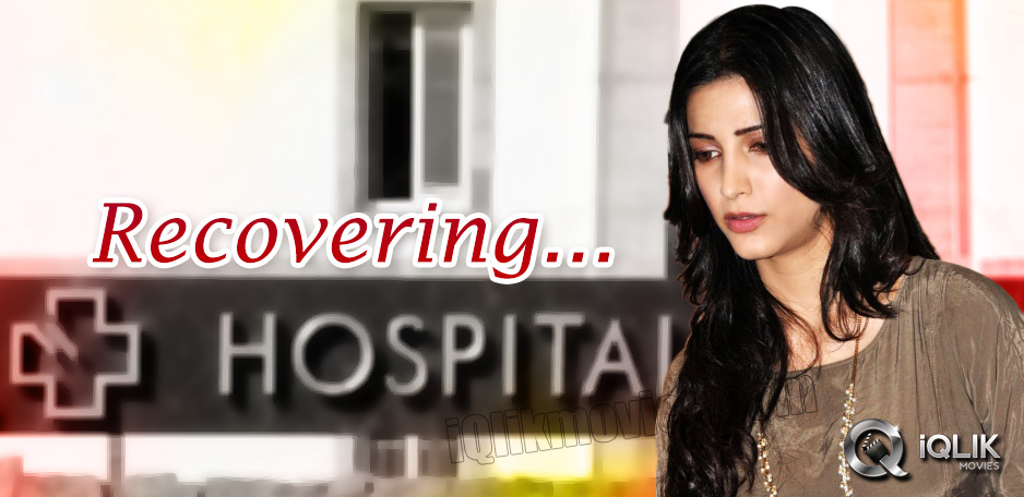 Shruti-undergoes-surgery-recovering-fast