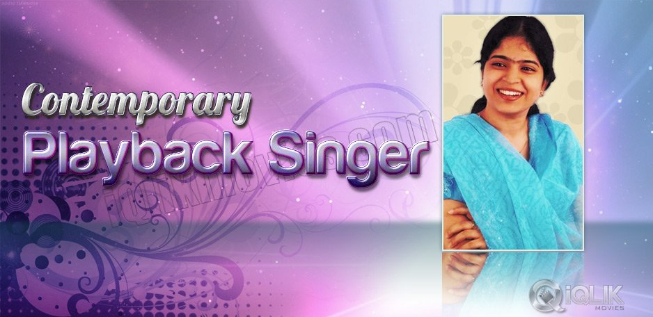 Contemporary-Playback-Singer-Usha