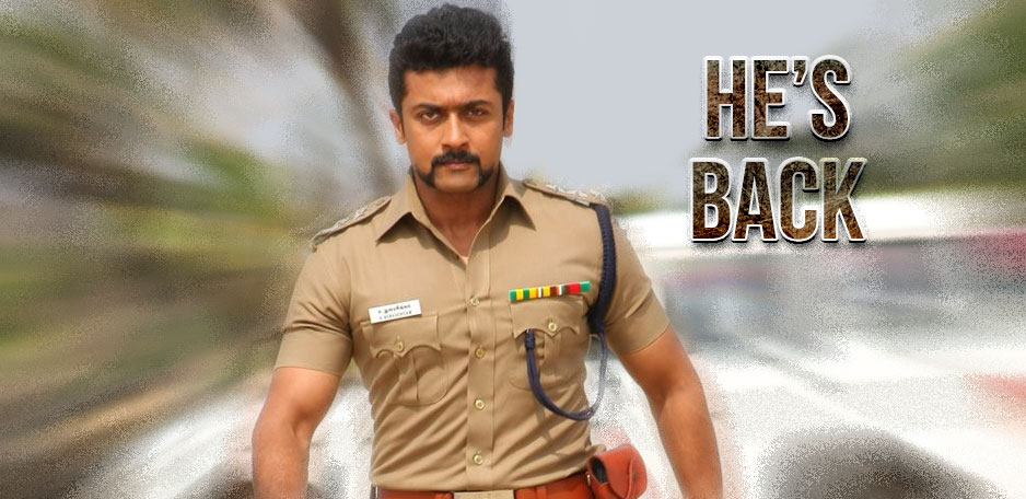 Surya-The-Singham-is-back