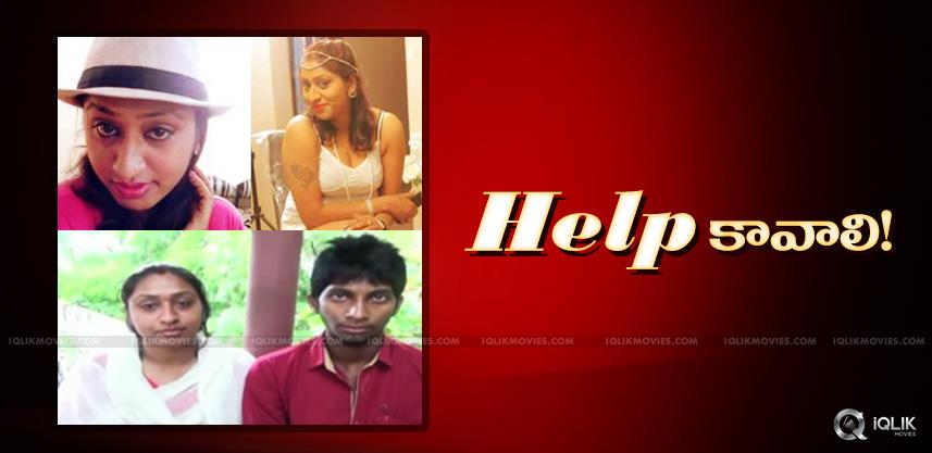 shortfilm-actress-siripriya-seeks-police-help