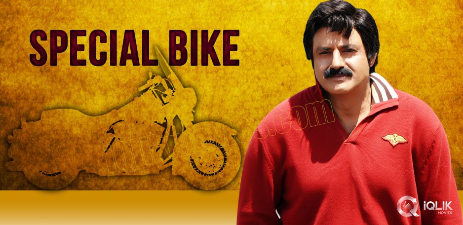Balakrishna-to-ride-a-special-bike