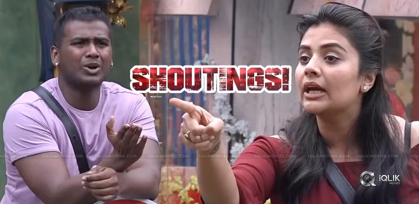 rahul-sipligunj-sree-mukhi-bigg-fight
