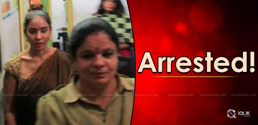 sri-reddy-to-be-arrested-social-activist-details-