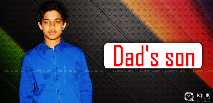 hero-srikanth-son-roshan-ready-for-tollywood-debut