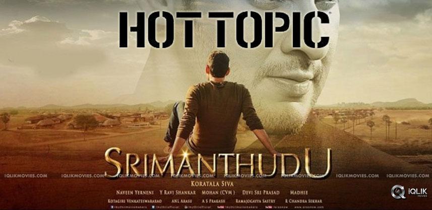 discussion-on-srimanthudu-movie-scene