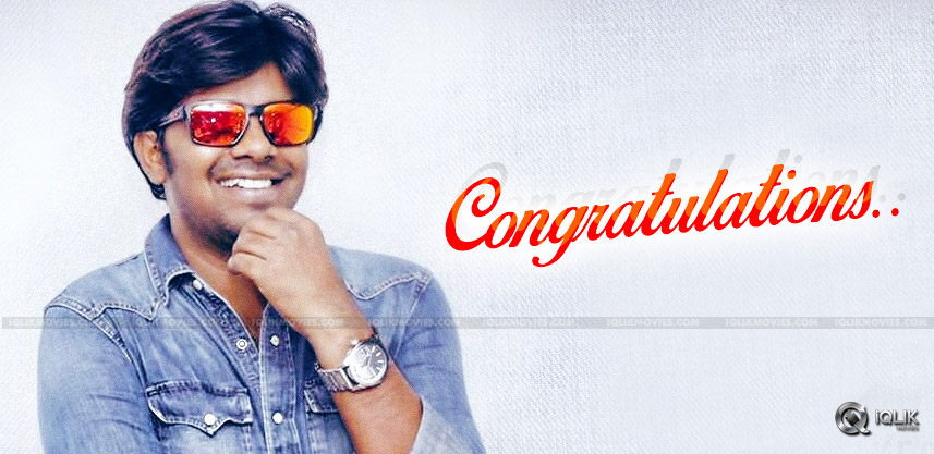 Hearty Congrats To Sudigali Sudheer