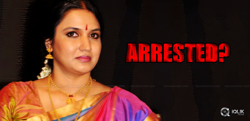 actress-sukanya-busted-in-brothel-case-in-chennai