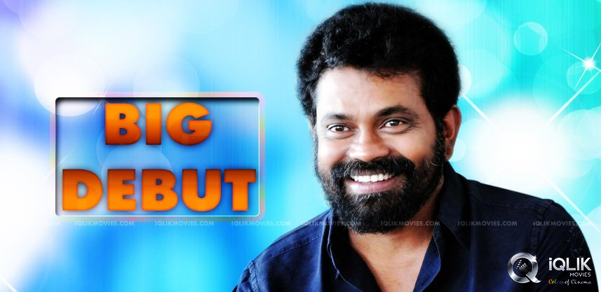 sukumar-debut-movie-production-launch-on-nov-9