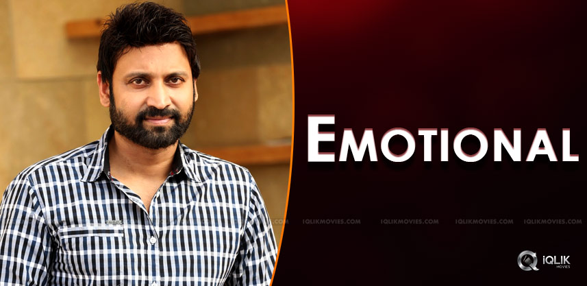 sumanth-turns-emotional-while-playing-anr-role