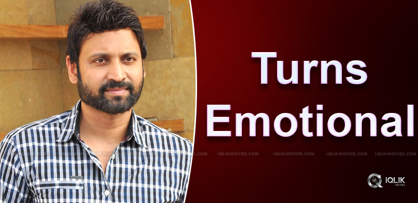 sumanth-got-tears-at-ntr-biopic-sets