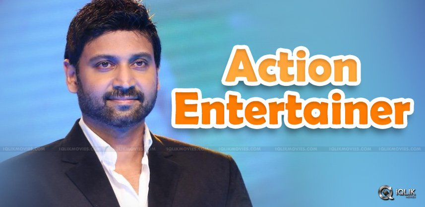 hero-sumanth-in-an-action-entertainer