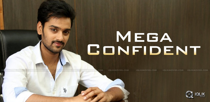Mega Confidence On Vamshi S Film