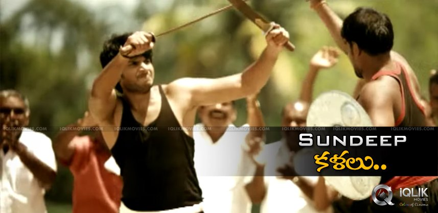 sundeep-kerala-sword-fight-in-ra-ra-krishnayya