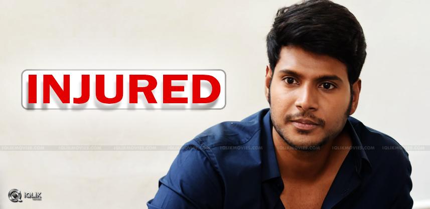 sundeep-kishan-injured-at-nakshatra-shooting