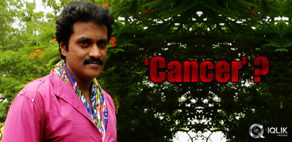 Sunil-A-cancer-patient