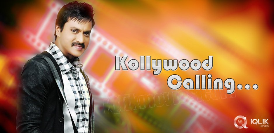 Sunil-to-debut-in-Kollywood