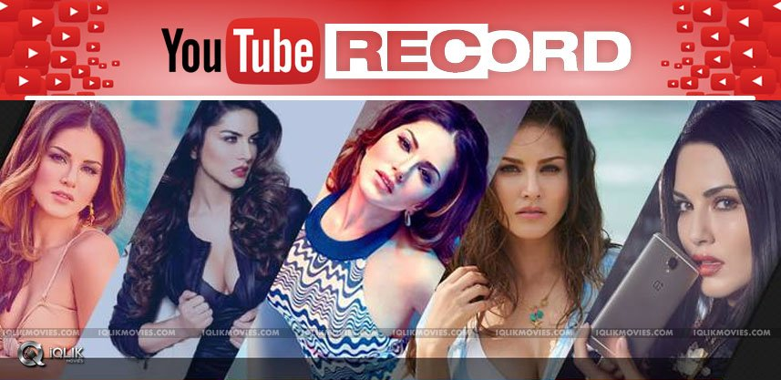 sunnyleone-raees-song-youtube-views