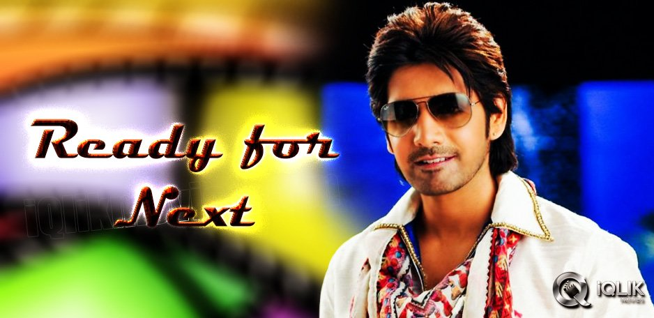 sushanth new movie