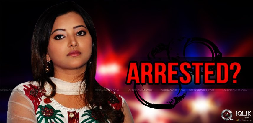 Swetha Basu Prasad Arrested On Prostitution Charges