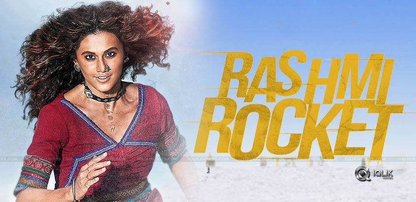 Image result for Rashmi Rocket poster