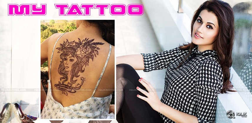 taapsee-pannu-new-tattoo-on-her-back