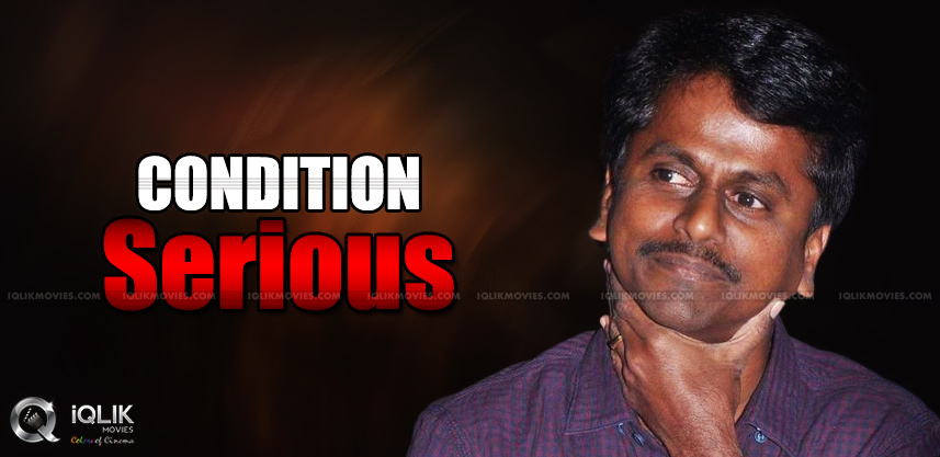 tamil-director-murugadoss-hospitalized-in-chennai
