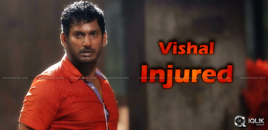 vishal-injured-poojai-film-sets-with-shruti-hassan