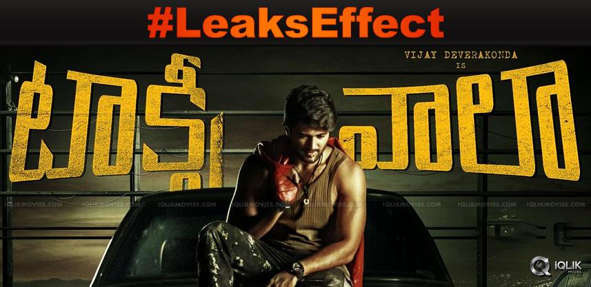leak-effects-on-taxiwala-movie