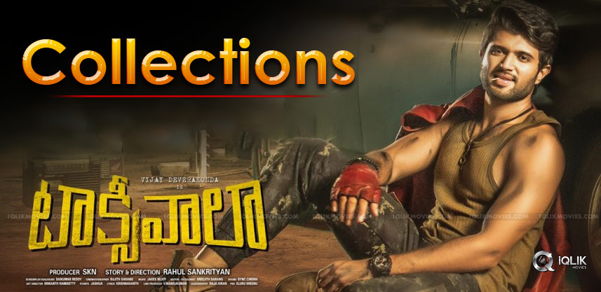 good-collections-for-taxiwala-movie