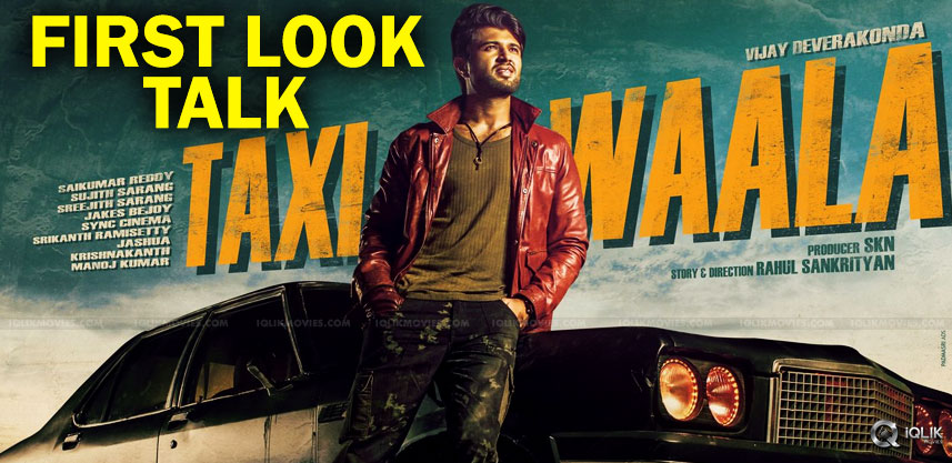 taxiawala-first-look-poster-vijay-deverakonda-