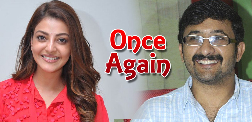teja-to-do-a-thriller-with-kajal-aggerwal