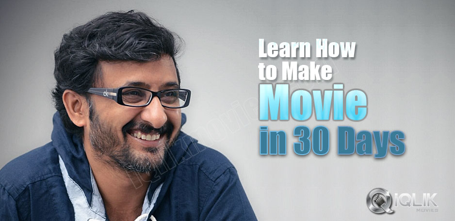 Teja-to-Film-a-Movie-in-30-Days