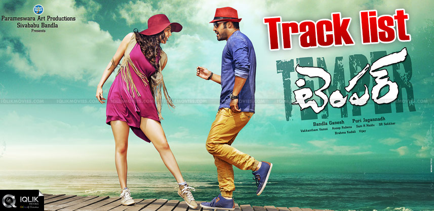 ntr-temper-movie-track-list-leaked