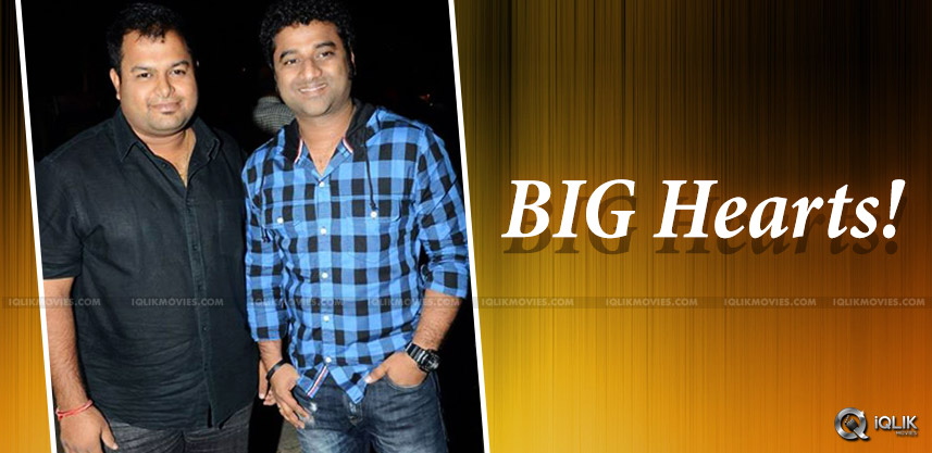 thaman-dsp-help-to-blind-hearing-impaired-kids
