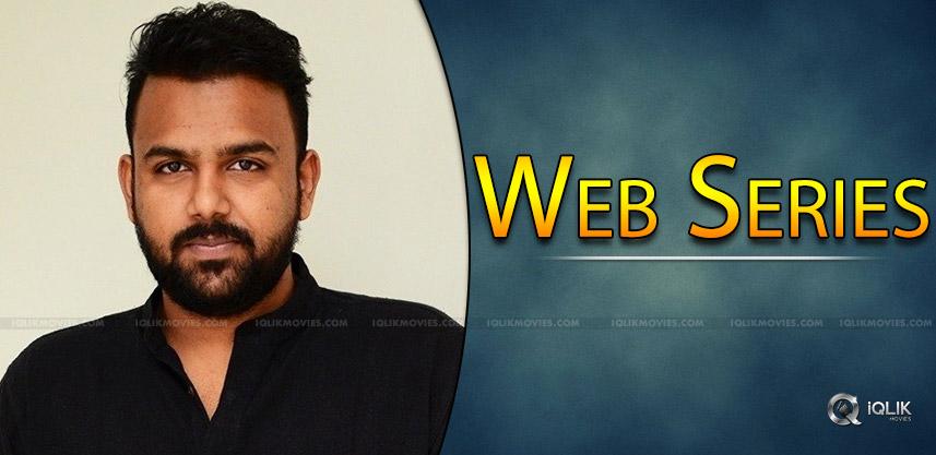 tharun-bhascker-making-a-web-series